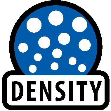 Determinação da densidade